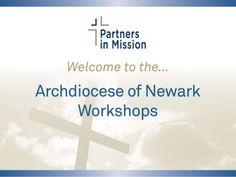 Archdiocese of Newark Workshops