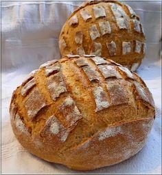 zabpelyhes teljes kiörlésű- oatmeal+ whole wheat Ring Cake, Vegan Bread, Hungarian Recipes, Artisan Bread, How To Make Bread, Creative Food, Bread Baking, Cake Cookies, Food Inspiration