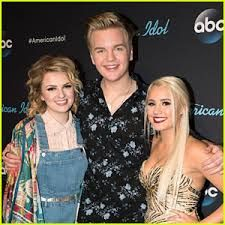 Image result for american idol 2018 top three pic Randy Jackson American Idol, Kelly Clarkson American Idol, Carrie Underwood American Idol, Willie Jones, American Idol Judges, Lauren Daigle, Luke Bryan, Adam Lambert, Celebrity Babies