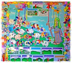 Leckaun National School: First Confession - The Lost Sheep Display Teaching Schools, Teaching Ideas, The Lost Sheep, National School, First Communion, Confessions, Art Lessons, Holi, Congratulations