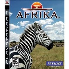 Afrika (Sony PlayStation - Japanese Version for sale online Hakuna Matata, Playstation, Nintendo 64, Sony, Safari Game, Pokemon, Latest Video Games, Video Game Collection, Ps3 Games