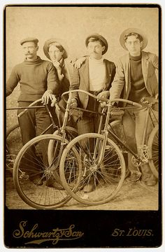 Boys and Their Bikes by WonderfullyStrange, via Flickr