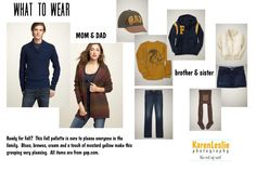 what to wear photo sessions