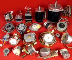 Drone Design : Stepper motors are truly interesting some might say amazing and they are certa Cnc Projects, Arduino Projects, Diy Electronics, Electronics Projects, Arduino Stepper, Arduino Sensors, Arduino Cnc, Arduino Programming, Xy Plotter
