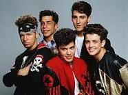 NKOTB...The original boy band!