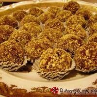 Τέλεια σοκολατάκια με μπισκότο νηστίσιμα