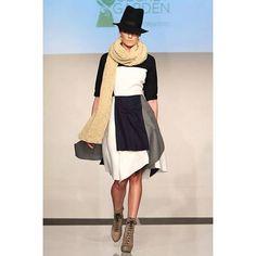 Comfy woolen dress - Aer Wear, Secret Garden Fashion Show by Band of Creators