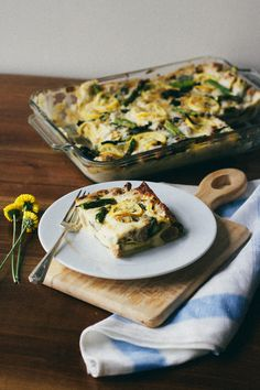 Spring Lasagna | Bird is the Word