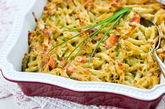 Home Food, Pasta Dishes, Pasta Salad, Pesto, Green Beans, Cabbage, Vegetables, Ethnic Recipes, Casseroles