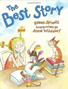Picture book to introduce Writers Workshop