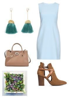 """""""Set 8...March 16th."""" by liz957 on Polyvore featuring Diane Von Furstenberg, H London and Jimmy Choo"""
