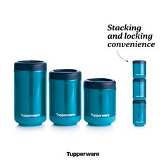 And just in time for Winter They stack and lock in position for easy transportation but are also good just by themselves ; Cold Lunches, Cold Meals, Tupperware Store, Thermal Flask, Hot Soup, Keep Cool, Homemade Soup, Winter Warmers, School Lunch