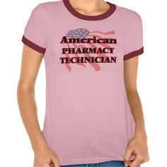 American Pharmacy Technician T Shirt, Hoodie Sweatshirt