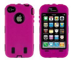American Girl Doll Printable Phones | eFuture(TM) Hot pink defender body armor…