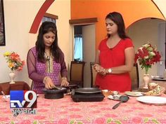 Spinach Chinese Paratha & Farali Paneer  For more videos go to http://www.youtube.com/tv9gujarati  Like us on Facebook at https://www.facebook.com/tv9gujarati Follow us on Twitter at https://twitter.com/Tv9Gujarat Follow us on Dailymotion at http://www.dailymotion.com/GujaratTV9