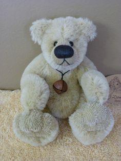 "Domi-Bar Artist 6"" Teddy Bear by Doris Minuth picclick.com"