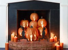 Simple starting touches that'll inspire your imagination for your Halloween decor.