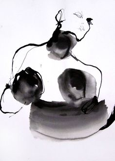 21 x 30 cm ink on paper Sylvia Baldeva©