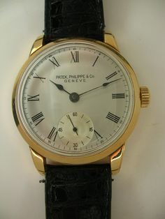 1884 Movement Patek Philippe Vintage Watch