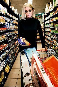 Supermarket Fashion ♥ on Pinterest   Adam Senn, Vogue Japan and ...