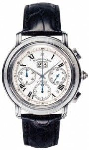 Maurice Lacroix Masterpiece Flyback Annuaire Mens MP6098-SS001-19E - Luxury Of Watches
