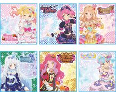 Aikatsu STARS [Wings of STARS]! Brands