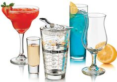 Bar in a Box Set w/ 4-Margarita, 4-Pocos, 4-Zombies & 4-Shot Glasses  http://www.katom.com/634-81802.html