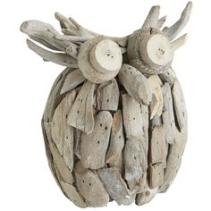 Driftwood Owl | Pier 1 Imports