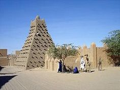 Ever since I heard about Timbuktu I've been interested and astounded. Timbuktu was an ancient civilization in Africa...said to be New York, Paris, Toyko and more all rolled into one. More interesting and disturbing is how I never learned about this magical place as a child. That is where this piece derived.