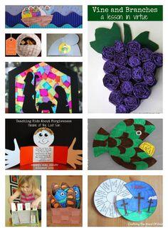 Jesus-Crafts-Bible-Kids.jpg 650×900 pixels