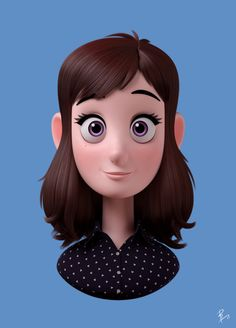 Luna by David Barrero | Animation | 3D | CGSociety