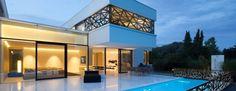 Portail design, cloture et claustra - Un design exceptionnel façon résill