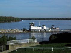 Mississippi River barge http://asoldiersfriend.com/