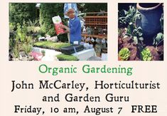 Organic Gardening to Start your Fall on the Right FOOT!