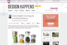 BNTO on HGTV's Design Happens Blog