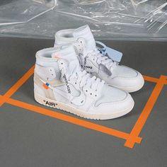 "a5b6eb8bbc0b64 Schuh Spanner on Instagram  ""Off White x Nike Air Jordan 1 📸 by   sivasdescalzo"