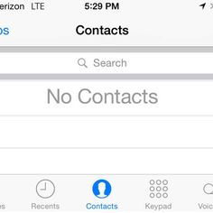 Why Are Some Of My Contacts Missing From My iPhone, iPad, or iPod?