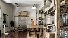 The Armoury, a Reykjavik il concept store che vende