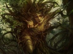 What Greek Mythological Creature Are You? Dryad You are a peaceful Dryad (Tree nymph)! You're a lover, not a fighter.