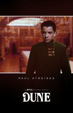 Paul Atreides ''Dune'' character concept poster by NiteOwl94.deviantart.com on @DeviantArt