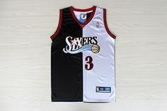 Allen Iverson, Basketball Jersey, Nfl Jerseys, Basket Pas Cher, Reebok, Philadelphia, Nhl, Google Search, Mens Tops