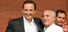 Errar sem perder a ternuraNa noite do último dia 20 de abril, o presidente Michel Temer desembarcou em São Paulo para ter uma conversa com o dono do SBT, Si...