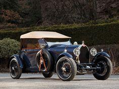 1929 Bugatti Type 44 Grand Sport in the style of Bugatti | Villa d'Este | Villa Erba 2013 | RM AUCTIONS