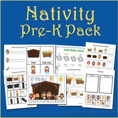 Just found this blog & love their pre-k packs!