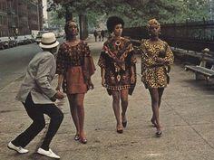 Harlem Queens in Cotton