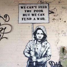 Street art graffiti words truths 64 New Ideas Arte Banksy, Banksy Art, Bansky, Banksy Paintings, Protest Kunst, Protest Art, Street Art News, Street Art Graffiti, Street Artists