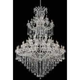 Found it at Wayfair - Maria Theresa 85 Light  Chandelier