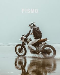 We packed up The Rooster, called up our buddy Sean Macdonald from Cycle World. Then, threw on one of our new Moto Jerseys, buried our cars to the axles, and slid around Pismo Beach.