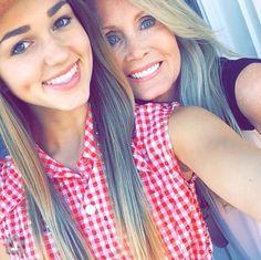 Sadie and her grandma