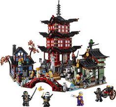 Lego Ninjago 70631 Garmadons volcan Nouveauté 2017 neuf dans sa boîte//